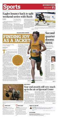 Finding joy as a jacket