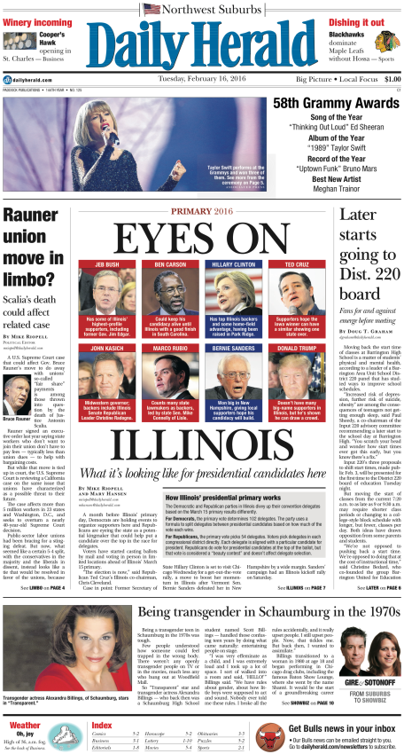 Eyes on Illinois
