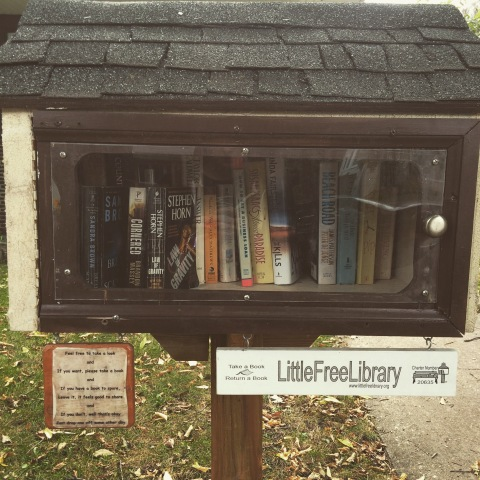 Little Free Library #10