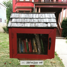 Little Free Library #18