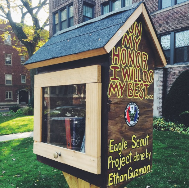 Little Free Library #37