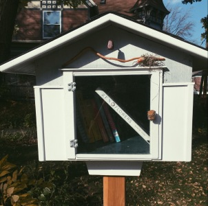 Little Free Library #34