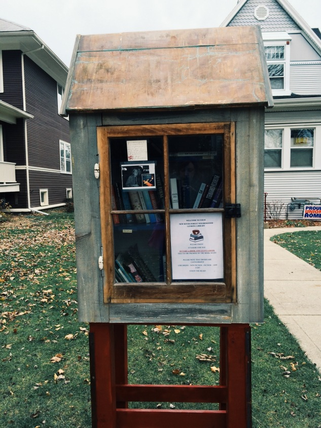 Little Free Library #21