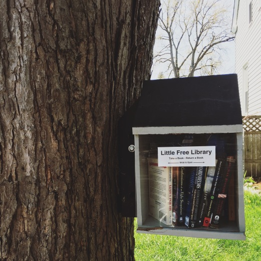Little Free Library #22