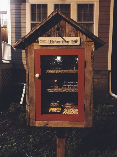 Little Free Library #23