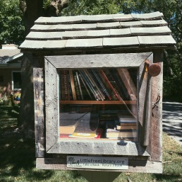 Little Free Library #27