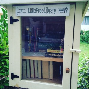 Little Free Library #8