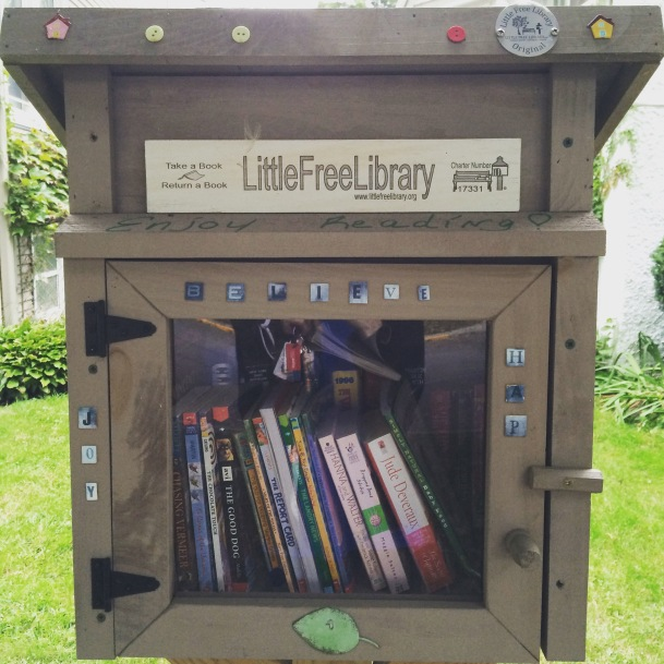 Little Free Library #9