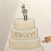 Something New cake