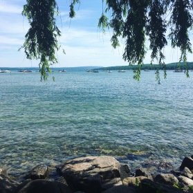 Canandaigua Lake in New York.