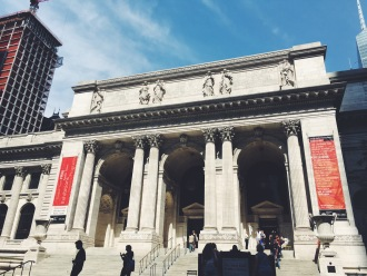 I found the New York Public Library.
