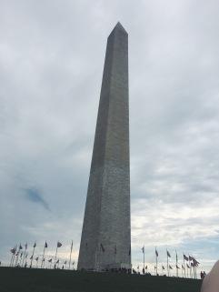Washington Monument in Washington, D.C.