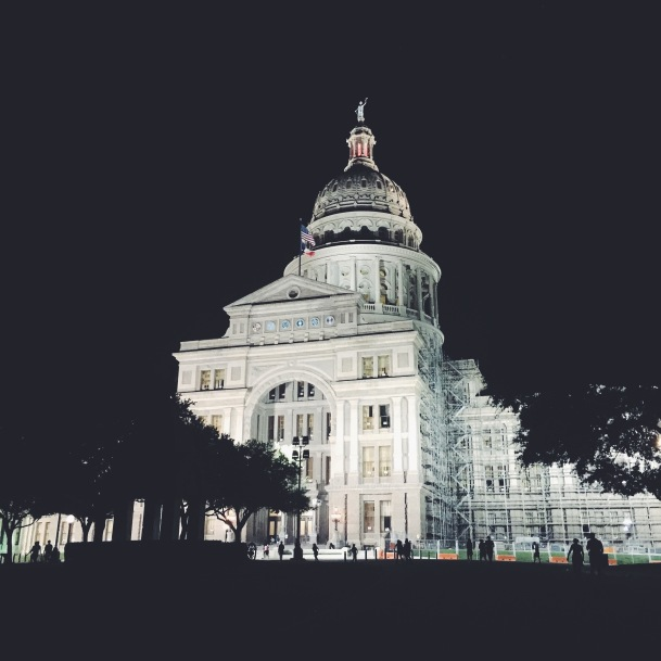 Texas State Capitol.