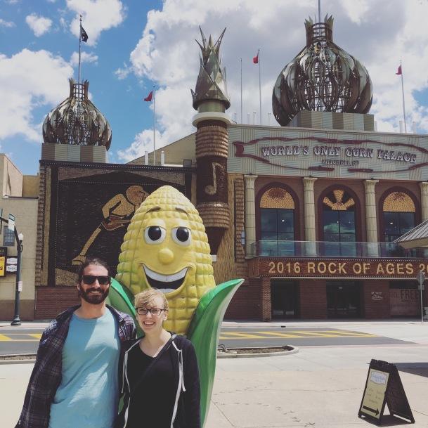 Corn Palace.