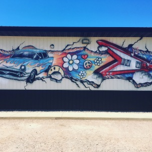 My dream mural.
