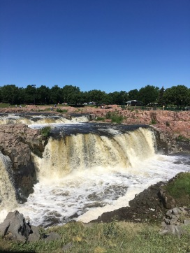Sioux Falls, South Dakota.